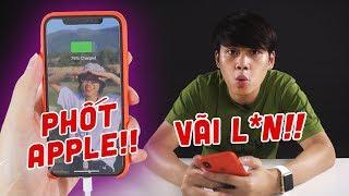 """""""PHỐT SIÊU TO"""" VỀ iPHONE XS MAX!! - MÌNH CŨNG DÍNH:(("""