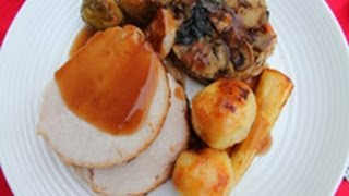Fuss-free Holiday/Christmas Dinner recipe