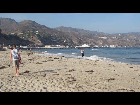 Finding Celebrities In Malibu