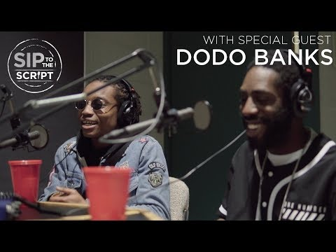 Sip to the Script : Dodo Banks talks growing up in Ottawa, developing his own musical style & more!
