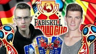 DEUTSCHLAND WIRD WELTMEISTER! 😱🔥 FabiSkill World Cup 2018 vs VadjaFIFA #1