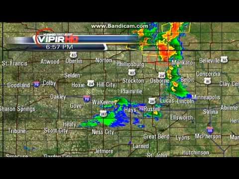 KAKE 10 News Weather Radar 52713 YouTube