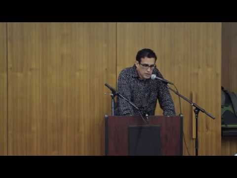 Reading by Poet Rodrigo Toscano