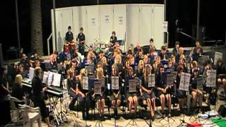 The Girl from Ipanema,Instrumental cover by Kettlethorpe High School Orchestra,Live,Ospedaletti