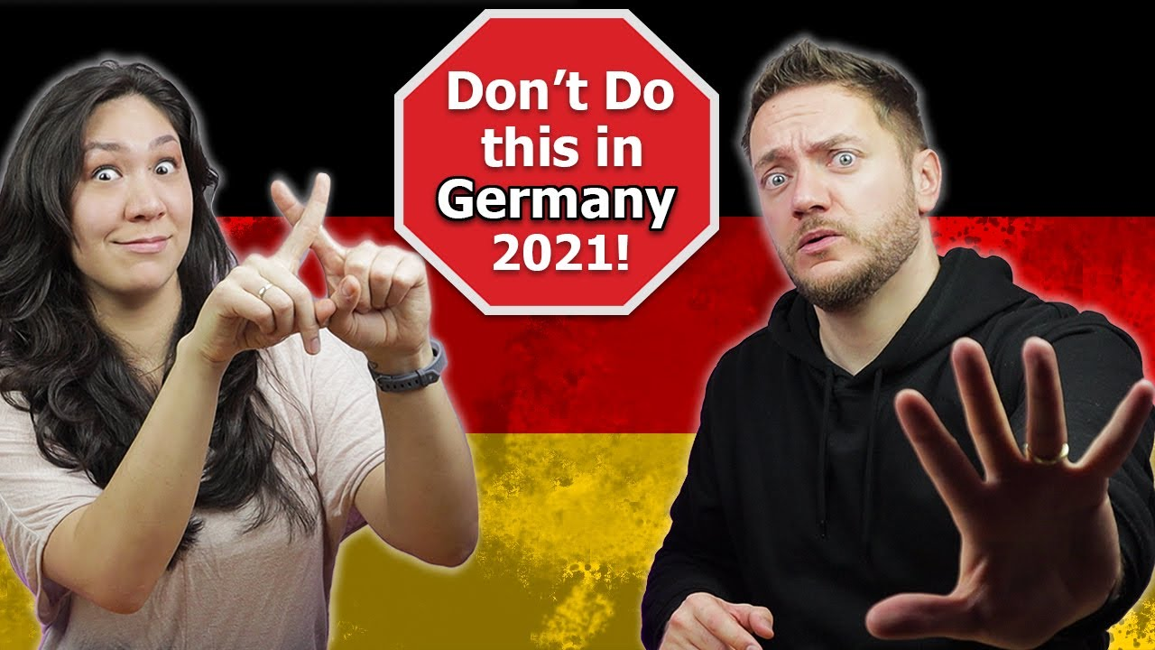 11 Things NOT To Do in GERMANY in 2021!
