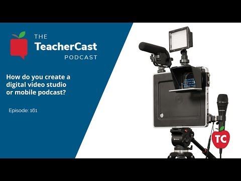 Padcaster:  Portable iPad Video Production Studio