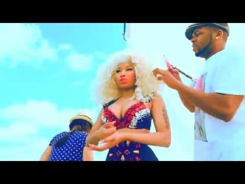 Nicki Minaj - POUND THE ALARM (Behind the Scenes in Trinidad & Tobago)