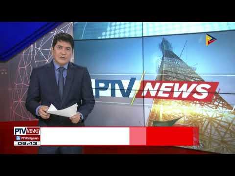 Panayam ng #PTVNews kay Atty. Vic Rodriguez kaugnay ng iregularidad sa VP recount