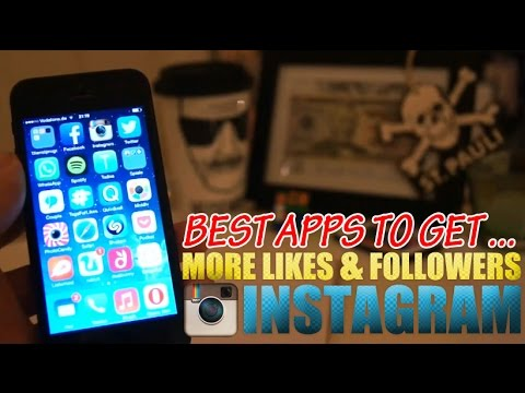 Apps to get Instagram Likes and Followers [HD] - YouTube