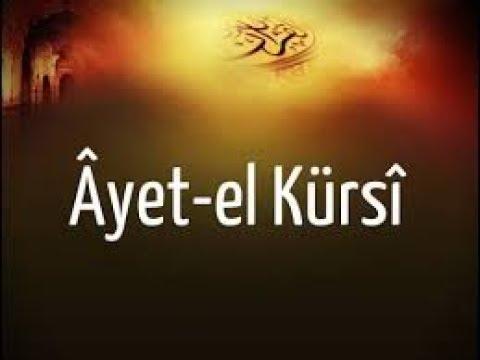 Ayetel Kürsi'yi 40 Gün 1000 Defa OKU Gör Bak Neler Olacak