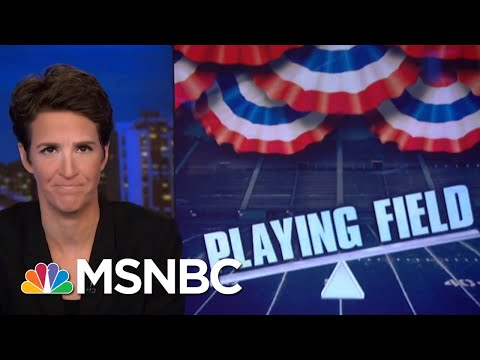 GOP Aims To Suppress ND Native American Vote To Hinder Heidi Heitkamp | Rachel Maddow | MSNBC