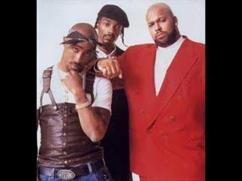 2Pac ft. Snoop Dogg - 2 of Amerikaz Most Wanted (Wit Lyrics)