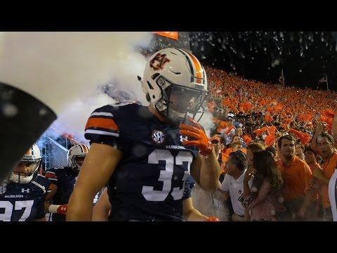 Auburn receiver Will Hastings: Sept. 6, 2016