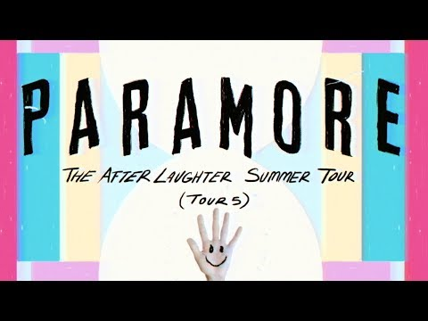Paramore: The After Laughter Summer Tour Commercial