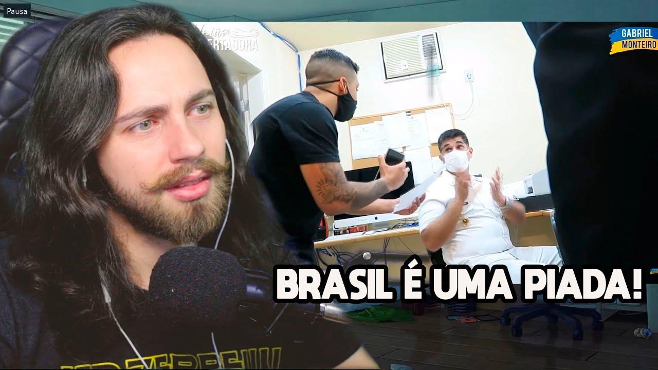 Gabriel Monteiro está sendo injustiçado!