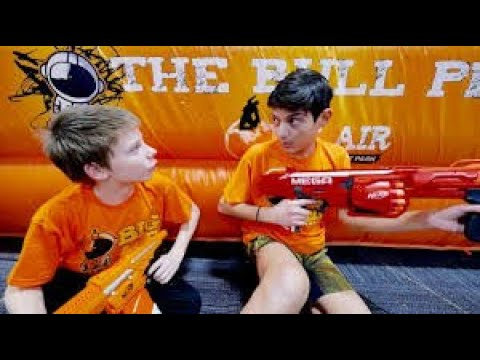 Nerf War: Capture the Flag lV streaming vf