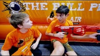 Nerf War: Capture the Flag lV