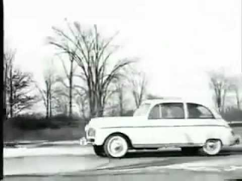 Henry Ford's 'plastic hemp car' from 1941 1