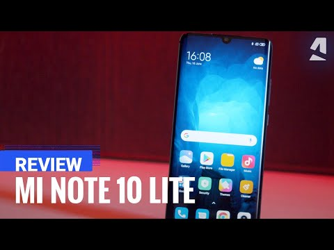 Xiaomi Mi Note 10 Lite full review