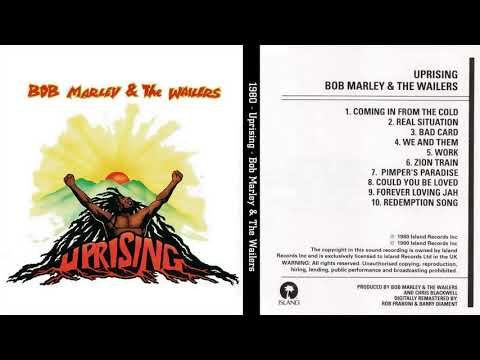 Bob Marley Uprising Full Album
