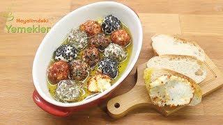 Lezzet Bombası Kahvaltıya Özel Yağlı Peynir Topları / Kahvaltılık Tarifler