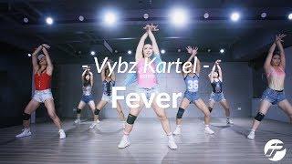 Vybz Kartel Fever Denise Blue Choreography