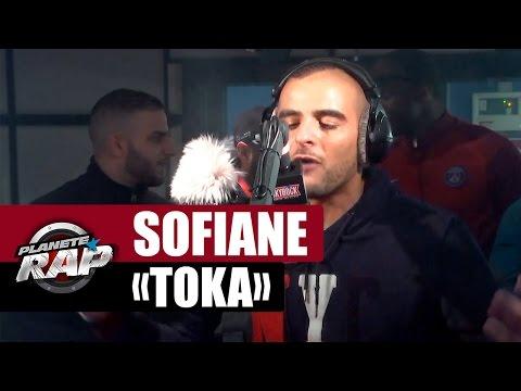 """Sofiane """"Toka"""" en live #PlanèteRap"""