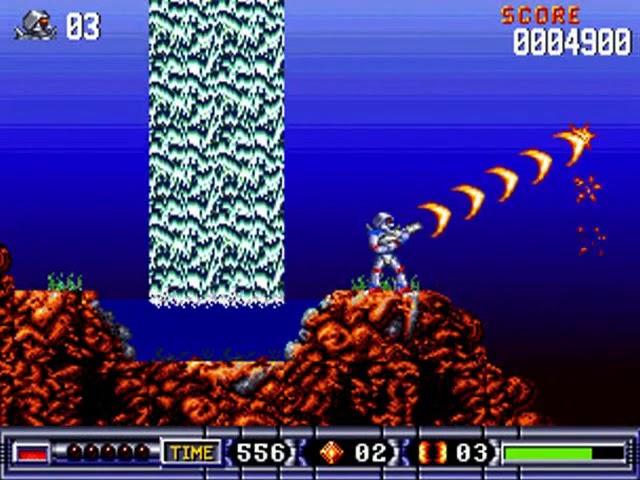 Jouez à Turrican 2 sur Commodore Amiga grâce à nos bartops et consoles retrogaming
