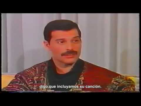 Freddie Mercury Interview Japan 1985 Subtitulada