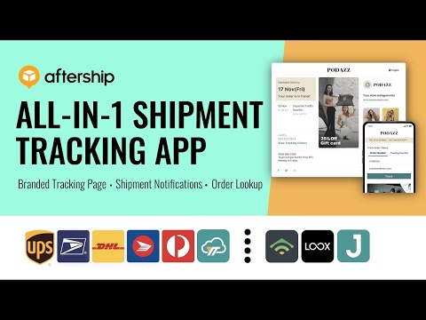 AfterShip ‑ Track & Notify