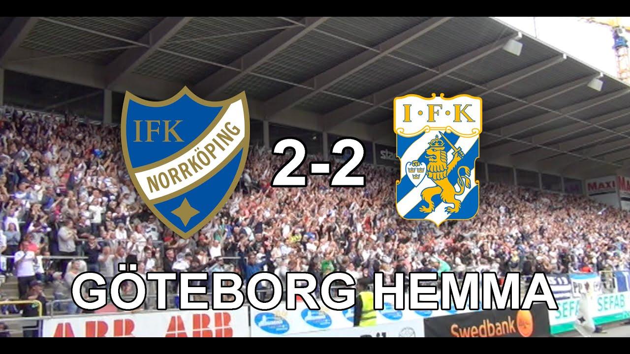 IFK Norrköping - IFK Göteborg 19.07.2015 | Curva Nordahl