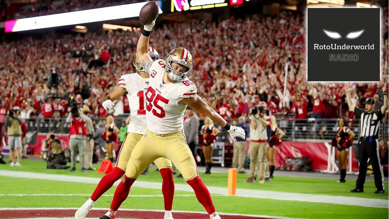 George Kittle Player Profile Advanced Football Stats