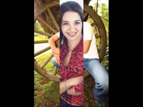 Daniela Alvarado y Luis Geronimo Abreu