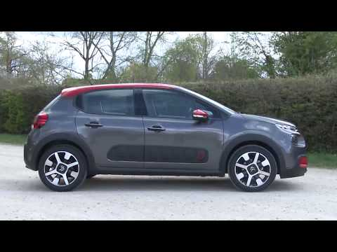 Hyundai Derniers Mod C3 A8les >> Essai Citroen C3 1 2i Puretech 110ch Shine Youtube
