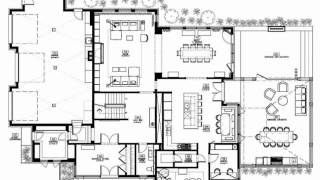 Modern House Floor Plans -  Decoration