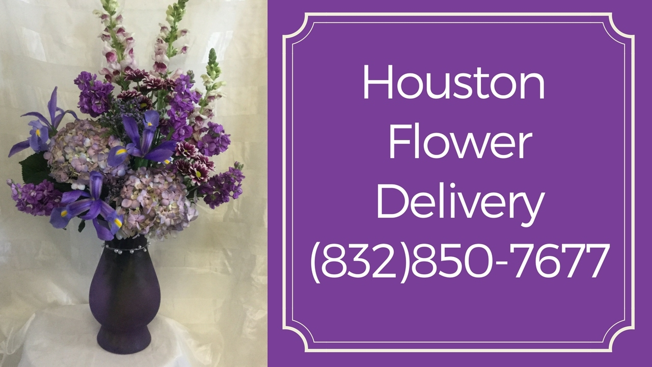 Florist Downtown Houston Flower Delivery For Beautiful Flowers