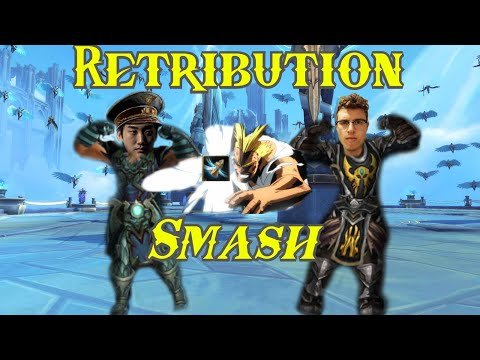 WoW 9.0.2 Shadowlands - Retribution Paladin PvP - RET SMASH Ft. Savix
