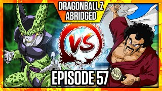 DragonBall Z Abridged: Episode 57 - #CellGames | TeamFourStar (TFS)