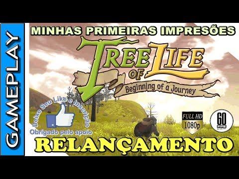 🔴 CONHEÇAM O NOVO TREE OF LIFE 💥 RELANÇAMENTO DESSE MMORPG DE SOBREVIVÊNCIA SANDBOX
