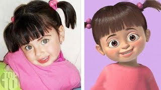 10 Disney Characters That Exist In REAL LIFE
