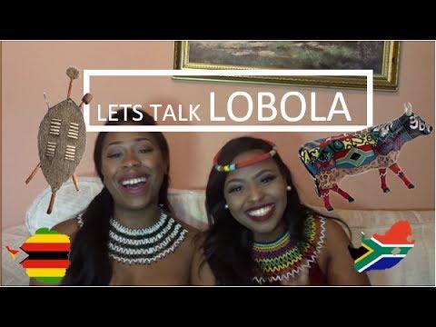 Lets Talk Lobola: Bride Price (Zim/SA)