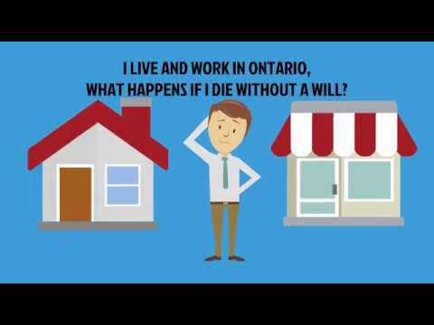 What happens when you die without a will in ontario youtube what happens when you die without a will in ontario solutioingenieria