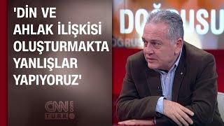 Gambar cover Mustafa Öztürk: Din ve ahlak ilişkisi oluşturmakta yanlışlar yapıyoruz