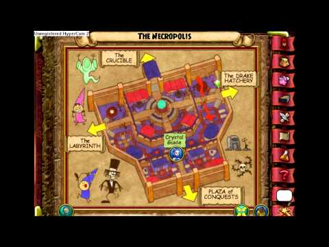 Wizard101 Find the Stone Roses guide
