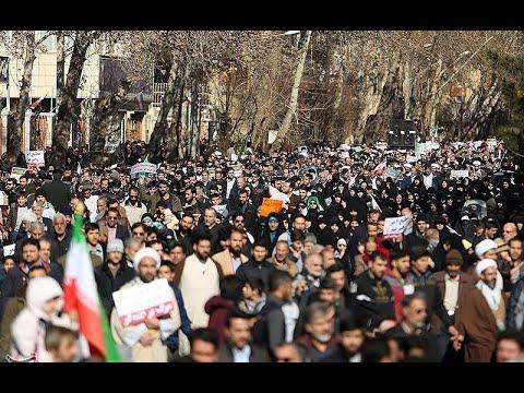 استمرار مظاهرات العمال بإيران إحتجاجاً علي الغلاء  - نشر قبل 15 ساعة