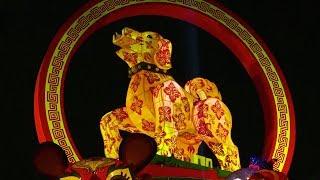 Chinese New Year celebrations around the world