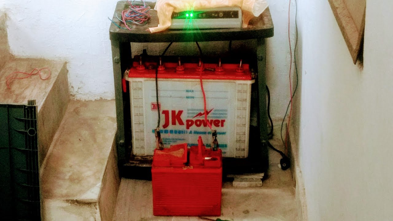 Charge Car Battery From Home Inverter Easy Steps