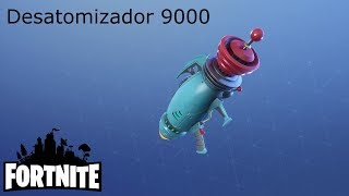 Lots of area damage / 9000 deatomizer Fortnite: Saving the World #437