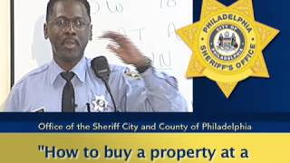 How to Buy a Property at Sheriff