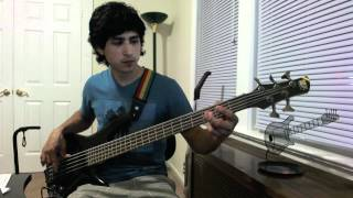 Tribal Seeds - Did Wrong Bass Cover HD